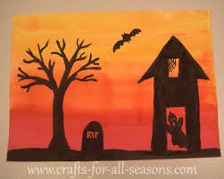 halloween art activity for kids u2013 festival collections