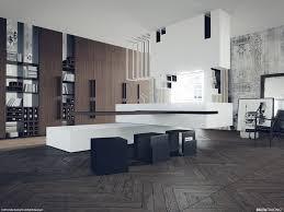 Black And White Kitchen Interior by Kitchen Designs Matte Black Paint Black White U0026 Wood Kitchens