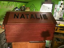 Build A Wood Toy Chest by How To Build A Toy Chest Greene And Greene Style Youtube