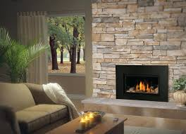 fireplace unusual rock gas fireplace house furniture gas