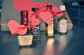 valentines for men mr kate diy liquor and hearts for guys
