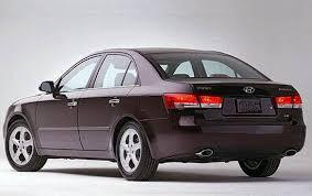 hyundai sonata gls 2006 2006 hyundai sonata gls car picture and car pics