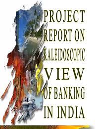 banking project reserve bank of india banks