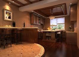 American Kitchen Design 3d American Kitchen Interior Design Plans 3d House