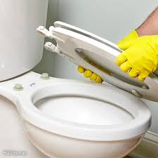 how to clean a bathroom faster and better family handyman