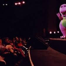 barney live in new york city topic youtube