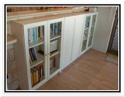 oak bookcases with glass doors ikea hemnes bookcase glass doors roselawnlutheran