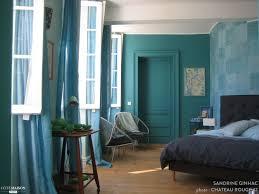 chambre peinte en bleu peinture bleu chambre fille idées décoration intérieure farik us