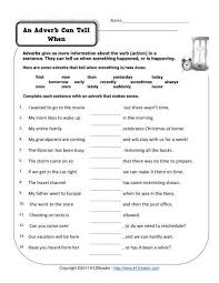 adverb lessons image result for exercises for adverbs grammar topic grammar