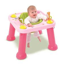 table d activité bébé avec siege cotoons siège d activités youpi baby achat vente