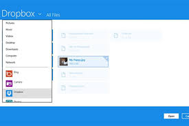 dropbox windows dropbox for windows 8 now available in the windows store the verge