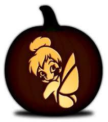 Pumpkin Halloween Templates - tinkerbell pumpkin so pretty halloween pinterest