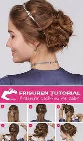 Hochsteckfrisurenen Prinzessin by Festliche Hochsteckfrisuren Haare Frauen Hairstyle