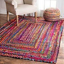 Diy Area Rug Rag Rug Instructions No Sewing Little House In The Suburbs