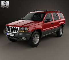 red jeep commander jeep 3d models hum3d