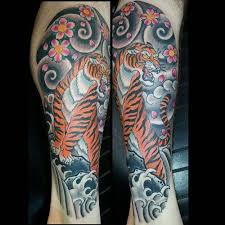 japanese tiger tattoo 50 traditional design ideas 2018