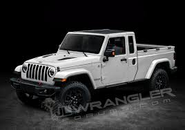 jeep rubicon 2017 2 door here u0027s your first glimpse of the two door jeep wrangler pickup