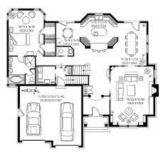 ranch house floor plans open plan apartments open floor plan house designs house elevation design
