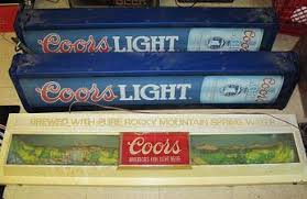 bud light pool table light mine mike s business liquidation auction oshkosh nebraska