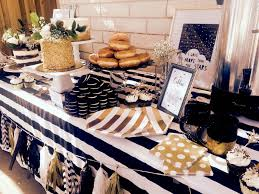 white and gold baby shower black and gold baby shower decorations best inspiration from