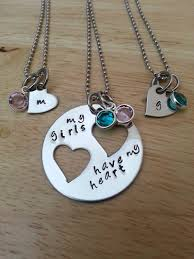 s day necklaces personalized best 25 sted necklace ideas on sted