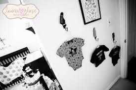 Rock N Roll Crib Bedding Note Nursery Then Framed As A Keepsake Used To