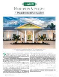 Home Design Magazine Suncoast Tampa Bay Magazine Highlights New Narconon Suncoast Center