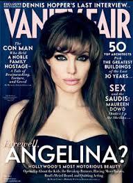 New Vanity Fair Cover Angelina Jolie I Love Brad Pitt U0027s Beard Ny Daily News