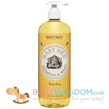 Burt S Bees Baby Wash by Burt U0027s Bees Baby Bee Shampoo U0026 Wash Tear Free 620 Ml