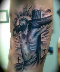 100 jesus cross tattoos for men crucifix tattoos designs