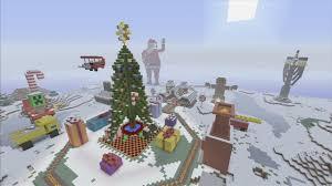 mr vvolf u0027s minecraft christmas world youtube