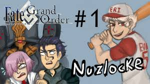 time to build let u0027s play fate grand order nuzlocke part 1 time to build our
