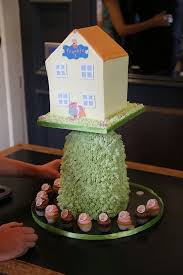 peppa pig cake ideas make your one feel special with a peppa pig cake me