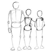 Female Anatomy Diagram For Kids Human Anatomy Fundamentals Advanced Body Proportions