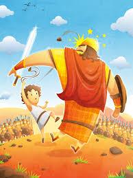 david vs goliath by anggatantama on deviantart