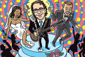 the wedding band the frontman of the world s best wedding band on the secret to
