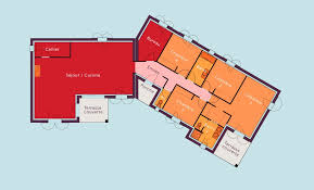 plan villa plain pied 4 chambres estimate designer plan single storey 4 bedroom detached designer