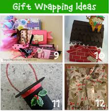 Gift Wrapping Bow Ideas - 28 beautiful gift wrapping ideas to try tip junkie