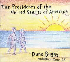 the presidents of the united states of america u2013 dune buggy lyrics
