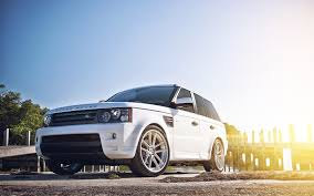 range rover wallpaper purple land rover range rover sport on the road wallpaper car