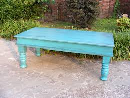 Refinishing Coffee Table Ideas by Blue Painted Coffee Table Coffee Table Design Ideas