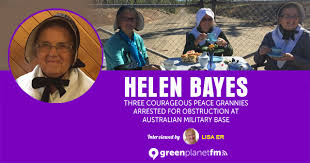 journalist resume australia formation lyrics az bayes three courageous peace grannies arrested for obstruction at