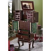 Jewelry Armoire Vanity Jewelry Armoires Vanity Sets Cabinets Montgomery Ward
