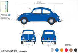 volkswagen beetle clipart 32 vw beetle starter set