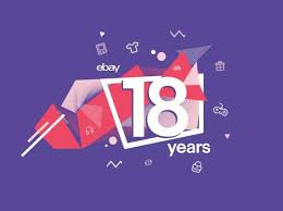 ebay is having a site wide sale for its 18th birthday cnet