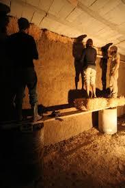 team jassler building with straw