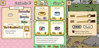 cute cult cat collecting app neko atsume is finally in english