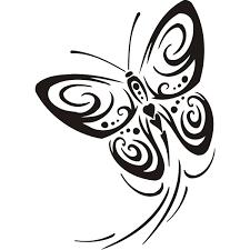 en couleurs à imprimer animaux insectes papillon numéro 22772