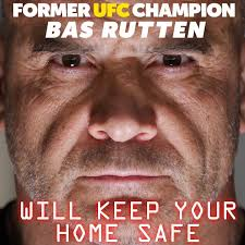 chions bas rutten is the best form of protection