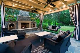 outdoor kitchen with fireplace tags unusual diy outdoor kitchen